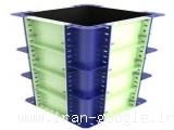 قالب فلزی بتن و ابزار آلات شرکت عمود گستر قم