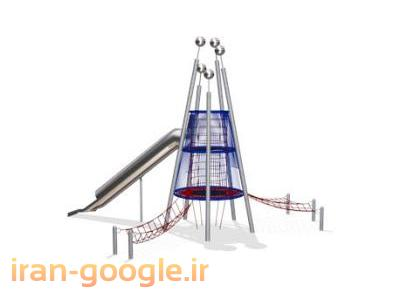 تولیدوفروش تجهیزات جدید زمین بازی کودکان، تور و طناب