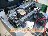 تعمیر پرینترهای hp در محل