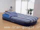 انواع تشک های بادي و تخت بادي intex