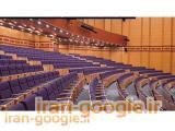 تولید و نصب صندلی آمفی تئاتر، صندلی همایش، صندلی سینما، صندلی اجتماعات+ 5 سال ضمانت وبا مناسب ترین قیمت