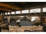 لوله دیگ بخارخط کشتارگاه صنعتی طیور