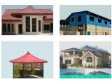 سازنده پوشش سقف سوله و سقف های ویلایی