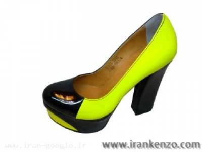 تولیدی کفش و خرید و فروش عمده کفش ایران کنزو