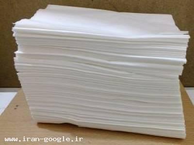 دستمال کاغذی فله ای