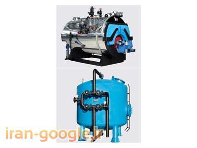کنترل مدار سیالات (جهان مخزن) تولید کننده دیگ های بخار و دیگ آبداغ