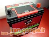 فروش انواع باتری ماشین ، باتری استارتر خودرویی