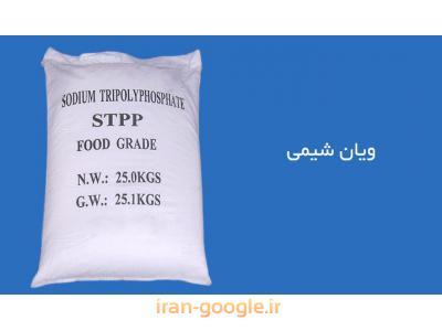 واردات و پخش انواع مواد شیمیایی