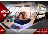 غرفه آرایی و طراحی و اجرای غرفه نمایشگاهی