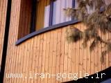 چوب نمای ساختمان finnwood