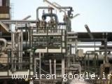 ساخت ماشین آلات صنایع نفت گاز پتروشیمی