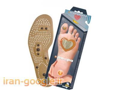 تولید و پخش کفی مغناطیسی ماساژ دهنده پا به پا