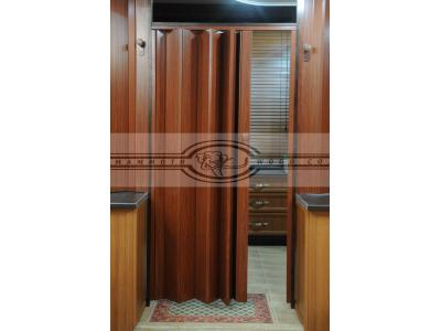 تولید کننده مدرن ترین درب های آکاردئونی و پرده کرکره های چوبی