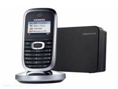 عرضه انواع تلفنهای بی سیم گیگاست زیمنس