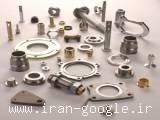 تراش و تولید قطعات صنعتی صنایع مختلف