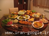 قبول سفارش تهیه و طبخ انواع غذاهای خانگی