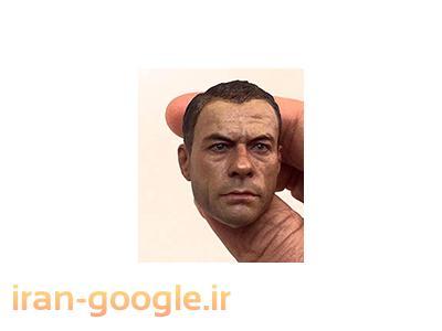 ساخت مجسمه چهره از روی عکس
