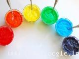 مواد اولیه صنایع رنگ و رزین