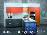 کابینت آشپزخانه نگین پایتخت