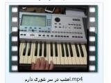 آموزش تصویری ارگ و پیانو برای مبتدی