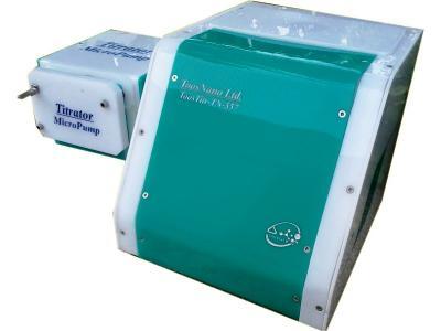 تیتراتور پتانسیومتری اسید و بازی (نقطه تنظیمی)  Set Point AutoTitrator توس نانو