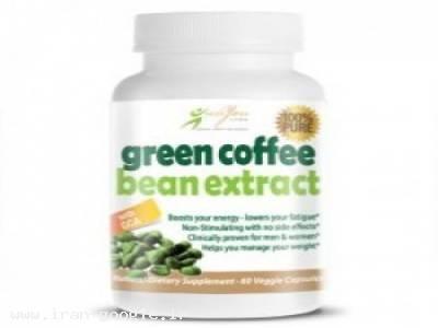قهوه سبز خالص nuYou