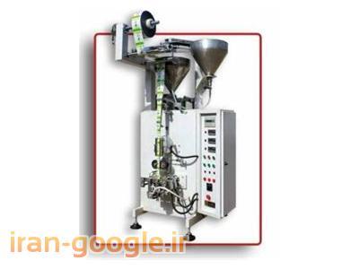 تولید کننده دستگاه بسته بندی مواد غذایی