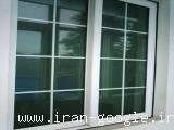 تولید کننده درب و پنجره PVC - تولید شیشه های دو جداره
