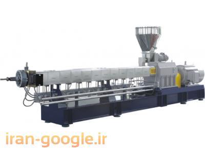 ماشین الات خط تولید گرانول پلاستیک