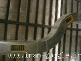 توليد کننده لوله هاي اسپيرال و انتقال هوا و الياف
