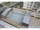 پوشش متحرک و استخر pool enclosures