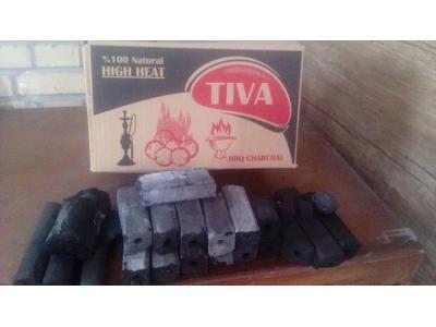 فروش زغال فشرده از خاک اره درجه یک