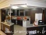 تولید و نصب انواع کابینتهای آشپزخانه