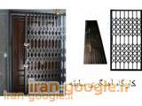 سازنده درب و پنجره  ، سازنده حفاظ و فرفورژه  کارگاه آهنگری سلیقه