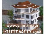 پوشش سقف شیبدار، پوشش سقف شیروانی، پوشش سقف آندولین
