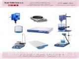 نمایندگی فروش همزن های مغناطیسی, مکانیکی, هات پلیت استیرر های آزمایشگاهی