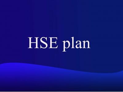 plan HSE پیمانکاران