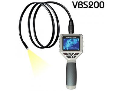 ویدئو بروسکوپ برای نظارت مخازن CNG