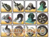 تولید و فروش چرخ صنعتی /  چرخ صنعتی فولادی / چرخ صنعتی چدنی