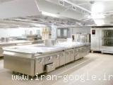 تجهیزات آشپزخانه های صنعتی و فست فود