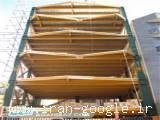طراحی ، فروش و اجرای سقف عرشه فولادی - دک استیل
