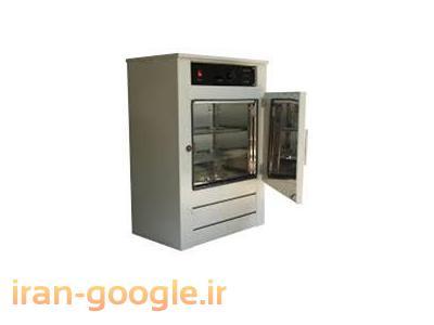 فروش انکوباتور ساده و انکوباتور یخچالدار آزمایشگاه