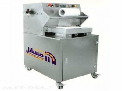 دستگاه سیل وکیوم اتوماتیک با تزریق گاز