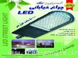 صادرات  چراغ های خیابانی LED