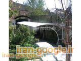 ساخت انواع سایبان پارکینگ خودرو در طرحهای متنوع(خانگی،اداری)در شیراز-شیراز