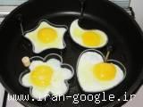 غذاسازقالبی تفلون کوکو و تخم مرغ 4 تایی ( فروشگاه کارَن شاپ )