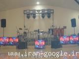 خدمات موزیک زنده دی جی،dj برای مجالس عروسی ، نامزدی و تولد