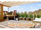 طراحی و اجرای بام سبز (Roof Garden)