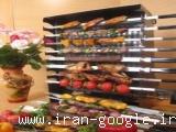 فروش کباب پز  ( منقل ) گازی بدون دود و بو