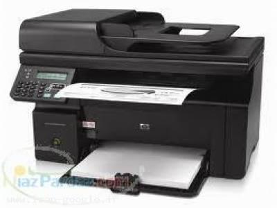 فروش چاپگر لیزري چهاركاره HP 1212nf